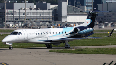 A picture of TCICG - Embraer Legacy 650 - [14501148] - © Arnie