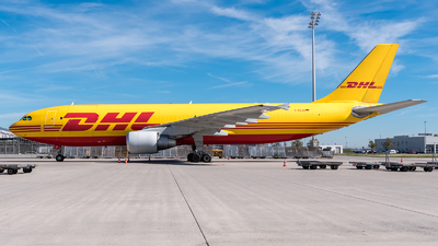 D-AEAQ - Airbus A300B4-622R(F) - DHL (European Air Transport)