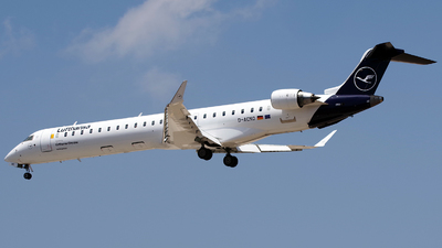 D-ACNO - Bombardier CRJ-900LR - Lufthansa Regional (CityLine)
