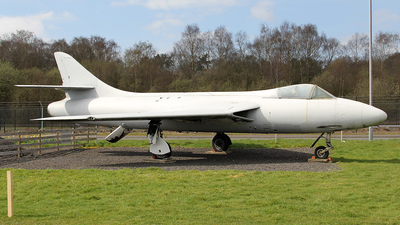 WT746 - Hawker Hunter F.4 - United Kingdom - Royal Air Force (RAF)