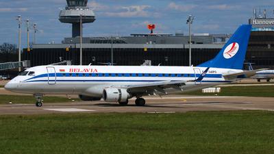 A picture of EW341PO - Embraer E175LR - Belavia - © Andreas Fietz