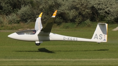A picture of DKQAS - SchemppHirth Ventus 2ct - [] - © Ferenc Kolos