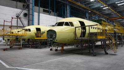 - Antonov AN-158 - Antonov Design Bureau