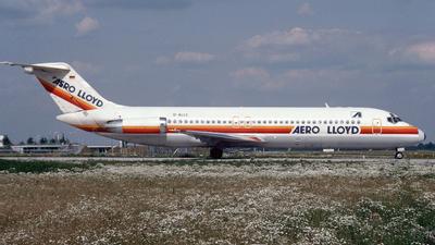 D-ALLC - McDonnell Douglas DC-9-32 - Aero Lloyd