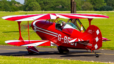 G-BPDV - Pitts S-1S Special - Private