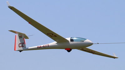HA-4275 - Schempp-Hirth Cirrus - Private