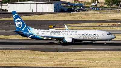 N248AK - Boeing 737-990ER - Alaska Airlines