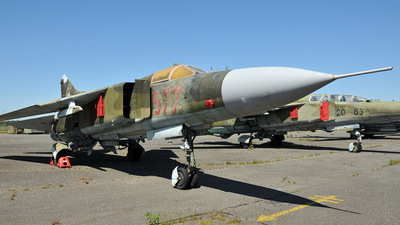 577 - Mikoyan-Gurevich MiG-23MF Flogger B - German Democratic Republic - Air Force
