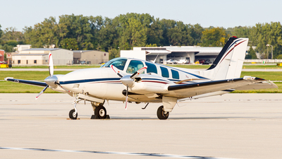 N214KP - Beechcraft 58 Baron - Private