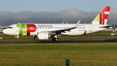 CS-TVC - Airbus A320-251N - TAP Air Portugal