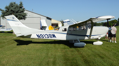 A picture of N9138W - Cessna T206H Turbo Stationair - [T20608973] - © DJ Reed - OPShots Photo Team