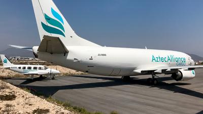 JU-8889 - Boeing 737-301(SF) - Aztec Alliance Cargo