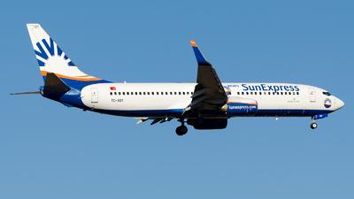 A picture of TCSOT - Boeing 7378Z9 - SunExpress - © Alp AKBOSTANCI