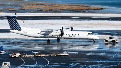 A picture of CGLQB - De Havilland Canada Dash 8400 - Porter Airlines - © OCFLT_OMGcat