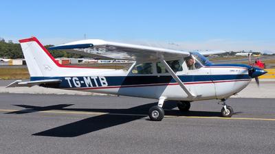 TG-MTB - Cessna R172K Hawk XP II - Private