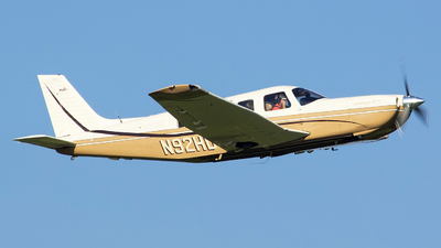 N92HD - Piper PA-32R-301T Saratoga II TC - Private