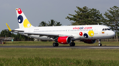 A picture of HK5274 - Airbus A320214 - Viva Air - © eifer_dsi