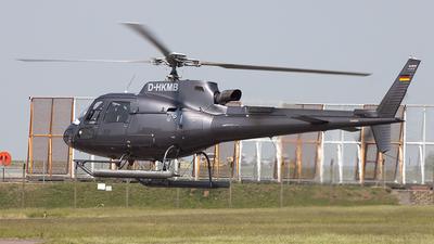 D-HKMB - Eurocopter AS 350B3 Ecureuil - KMN Koopmann Helicopter