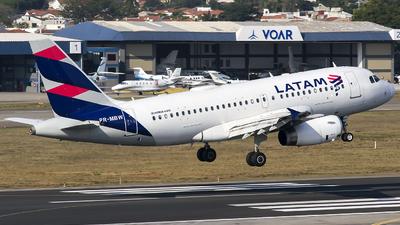 PR-MBW - Airbus A319-132 - LATAM Airlines