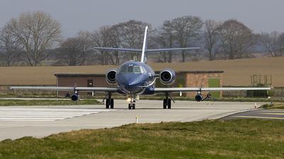 G-FRAR - Dassault Falcon 20C - Cobham Aviation Services