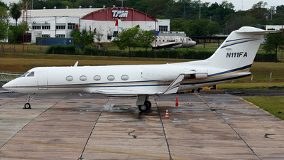N111FA - Gulfstream G-III - Private