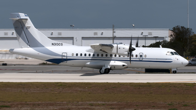 N313CG - ATR 42-320 - United States - Department of Justice (DOJ)