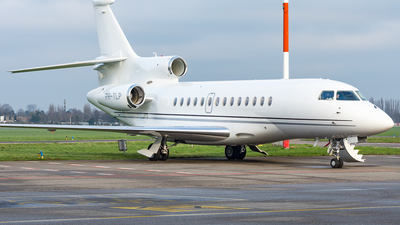 PH-TLP - Dassault Falcon 7X - Private