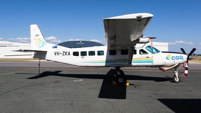 A picture of VHZKA - Cessna 208B Grand Caravan - [208B0860] - © Joel Baverstock