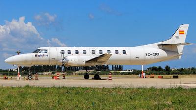 EC-GPS - Fairchild SA227-AC Metro III - Flightline