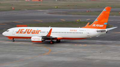 HL8090 - Boeing 737-8AS - Jeju Air