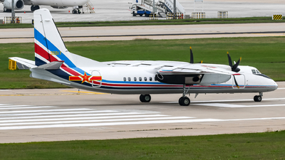 55017 - Xian Y-7G - China - Air Force