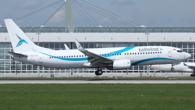 TC-TLG - Boeing 737-8K5 - Tailwind Airlines