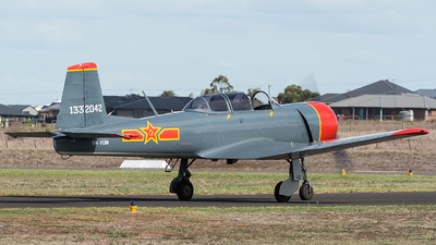 VH-YUM - Nanchang CJ-6A - Private