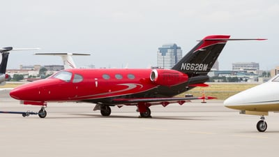 N662BM - Cessna 510 Citation Mustang - Private