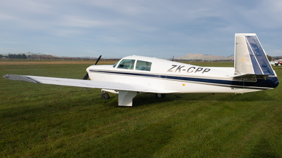 ZK-CPP - Mooney M20C - Private