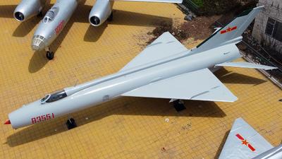 83551 - Shenyang J-8 - China - Navy