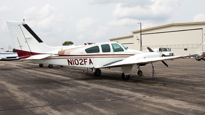N102FA - Beechcraft 95-A55 Baron - Private