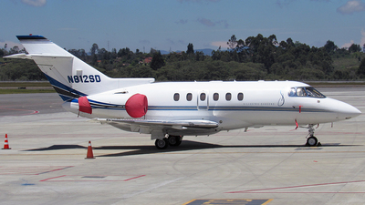 N812SD - Raytheon Hawker 800XP - Private