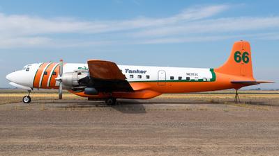 N6353C - Douglas DC-7 - Erickson Aero Tanker