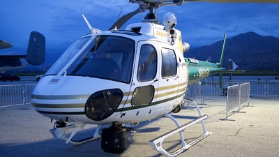 N993SD - Eurocopter AS 350B3 Ecureuil - United States - Riverside County Sheriff, California