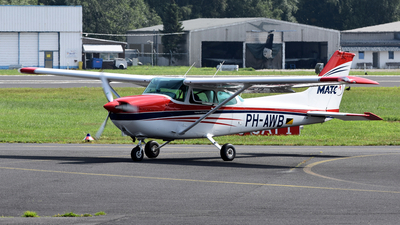 PH-AWB - Cessna 172N Skyhawk II - Mission Aviation Training Center (MATC)