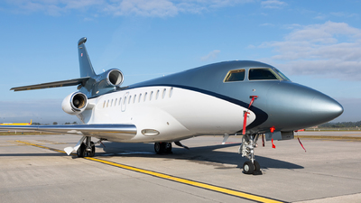 N990HA - Dassault Falcon 7X - Private