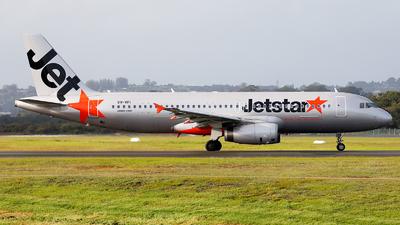 VH-VFI - Airbus A320-232 - Jetstar Airways
