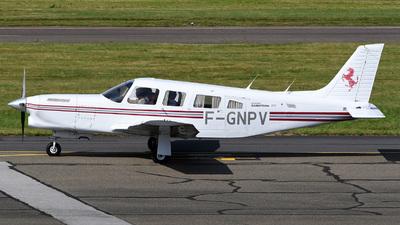 F-GNPV - Piper PA-32R-301T Turbo Saratoga SP - Private