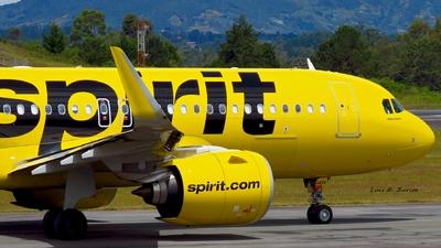 N924NK - Airbus A320-271N - Spirit Airlines