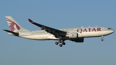A7-AFL - Airbus A330-202 - Qatar Airways