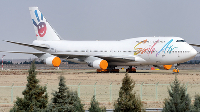 EP-MNA - Boeing 747-422 - Smile Air