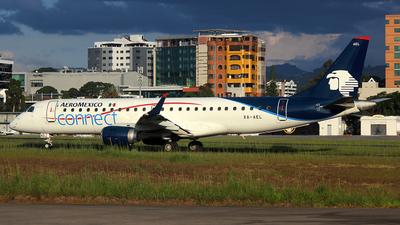 XA-AEL - Embraer 190-100IGW - Aeromexico Connect