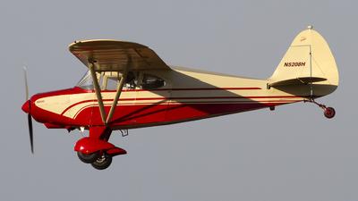 A picture of N5208H - Piper PA16 Clipper - [1610] - © Jeremy D. Dando