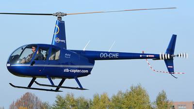 OO-CHE - Robinson R44 Raven II - Private